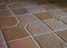 Supply Kit +6 Slate Textured 12x12 Molds to Make 100s of Slate Tiles @ $0.30 EA. image 2