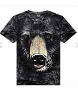Summer Mens Casual 3D Black Bear Printing Tees Plus-Size Short Sleeve T-... - $17.90