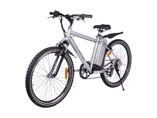 X-Treme Alpine Trails Electric Mountain Bicycle (Lowest Cost E-Mountain Bike)