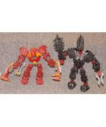 Lego Bionicle Action Figures Lot Of 2 - $39.99
