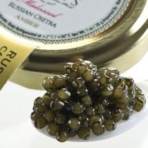 Osetra Karat Amber Russian Caviar - Malossol, Farm Raised - 35.2 oz tin - $2,497.32