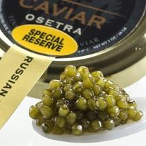 Special Reserve Russian Osetra Caviar - Malossol, Farm Raised - 0.50 oz jar - $186.90