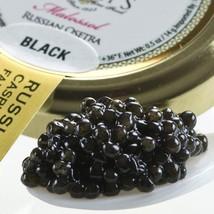 Osetra Karat Black Russian Caviar - Malossol, Farm Raised - 1.00 oz jar - $63.03