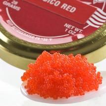 Tobico Capelin Caviar Red - 4 oz - $9.19