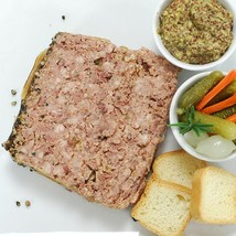 Pate de Campagne with Black Pepper - Traditional - 3.4 lb terrine - $54.34