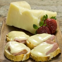 Swiss Emmental - 1 lb cut portion - $17.85