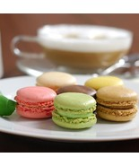 French Almond Macaroons - 12 pc box - $13.39