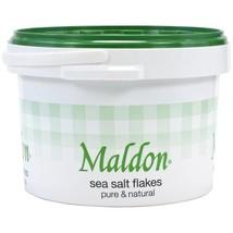 Maldon Sea Salt Flakes - 3.3 lb bucket - $46.99