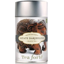 Tea Forte Estate Darjeeling Black Tea - Loose Leaf Tea - 1 lb Bag - $60.90