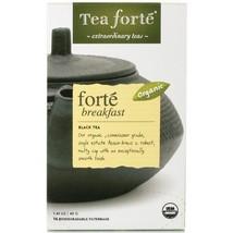 Tea Forte Forte Breakfast Black Tea - 16 Filterbags - 16 Forte Filterbag Box - $7.88