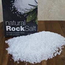 Natural Rock Salt - 17.7 oz - $7.75