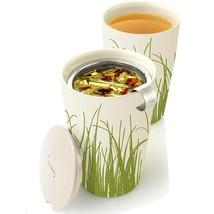Tea Forte Kati Loose Tea Cup - Spring Grass White - 12 oz Kati Cup - $25.87