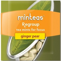 Tea Forte Minteas - Regroup - Ginger Pear - 1 oz Regroup Minteas - $2.89