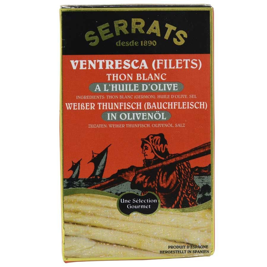 Albacore White Tuna Ventresca in Olive Oil - 1 tin - 4 oz - $21.92