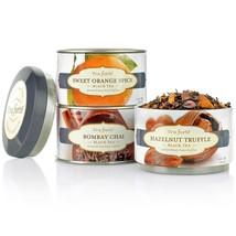 Tea Forte Trio Black Teas - Loose Leaf Tea - 3 Canisters, 30 Servings Each - $15.75