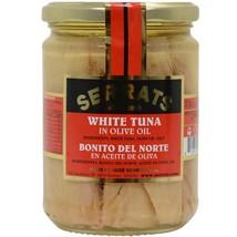 White Tuna Albacore in Olive Oil - Kosher - 1 tin - 2.4 oz - $5.51