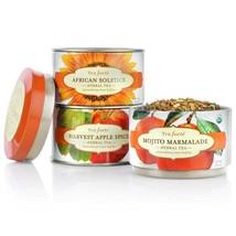 Tea Forte Trio Herbal Teas - Loose Leaf Tea - 3 Canisters, 30 Servings Each - $15.75