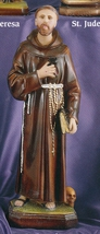 St. Francis of Assisi - 16 inch Statue