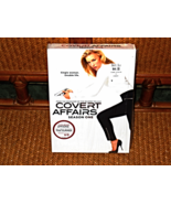 COVERT AFFAIRS HOTTIE PIPER PERABO AGENT ANNE WALKER CIA SEASON 1 DVDS C... - $9.99
