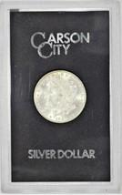 1882-CC GSA Morgan Dollar; Choice Uncirculated; In Box With Card  - $445.49