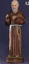St. Padre Pio - 12 inch Statue