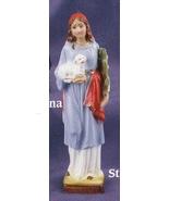 "St. Agnes 16"" Plaster Statue - $119.95"