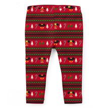 Christmas Mickey & Minnie Sweater Pattern Disney Inspired Kids Leggings - $37.99 - $40.99