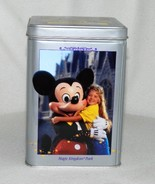 Disney World  Magic Kingdom Nestle Morsels 25th Anniversary Tin - $9.99