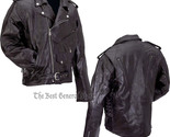 Patchwork leather motorcycle jacket combo gfmot 1800 thumb155 crop