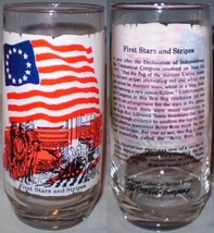 Heritage Collector Series Glass from Coca~Cola First Stars and Stripes - $8.00