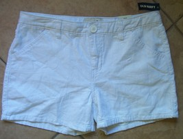 girls shorts old navy size 16 nwt white 4 pockets New lower price! - $16.24