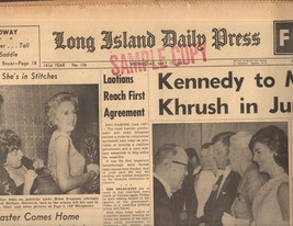 Long Island Daily Press May 1961 - $4.90