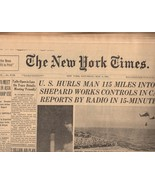 The New York Times May 6,1961 - $5.95