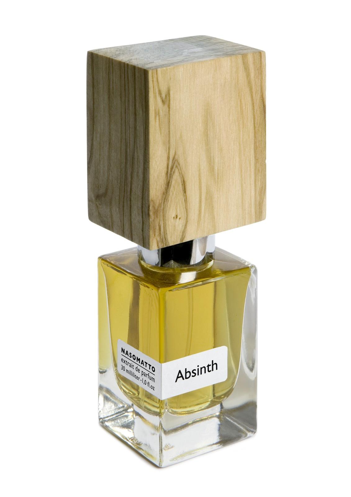ABSINTH by NASOMATTO 5ml Travel Spray Perfume VETIVER WORMWOOD GRASS