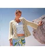 Filati No. 27 Women's 44 Knitting Patterns for Spring Summer - $9.90
