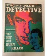 FRONT PAGE DETECTIVE FEBURARY 1969 The Hit and burn - $14.01