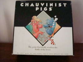 CHAUVINIST PIGS GAME - $20.00