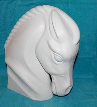 Haeger Pottery   *ART DECO WHITE HORSE HEAD*   ... - $64.35