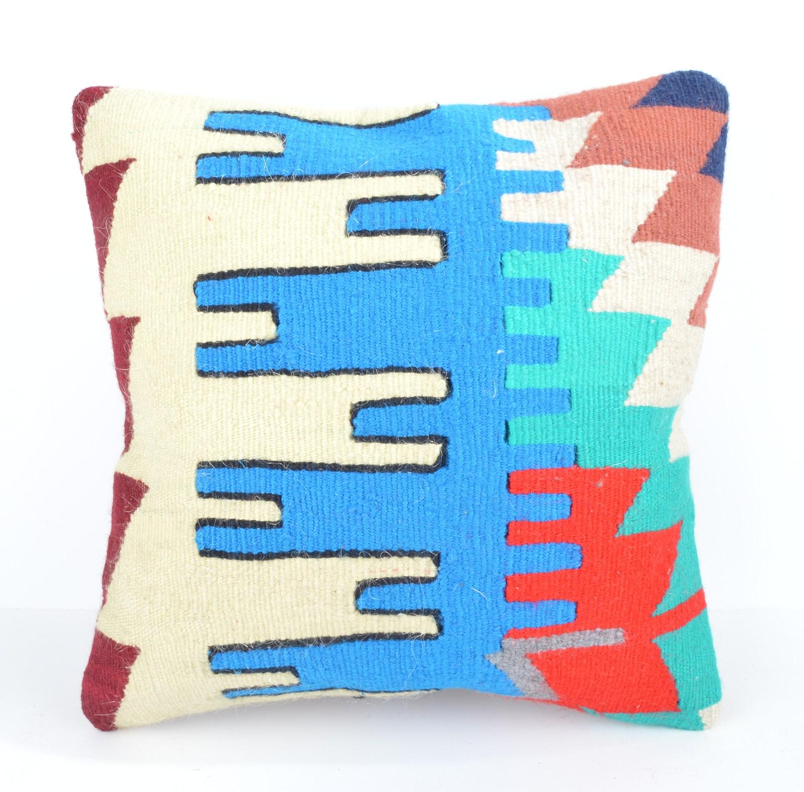 Modern Rustic Pillow : 40x40 Hand woven Boho pillow Rustic Home decor,toss pillow,modern pillow 16x16 - Pillows