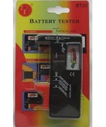 battery tester checker New Battery Tester Free ... - $9.95