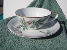 Noritake Canton LOT  Cup & Saucer  ~ 4 SETS  #... - $47.95