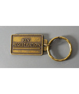 Vintage Nashville, TN Key Chain- Key Registration /Deposit in any mailbox - $6.95