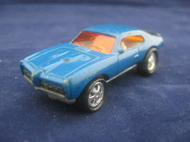 Johnny Lightning 1997 Speed Rebels The Spoiler Blue Pontiac GTO Diecast Muscle - $1.25