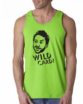 139 Wild Card Tank Top funny bar tv show character charlie vintage phill... - €11,49 EUR+