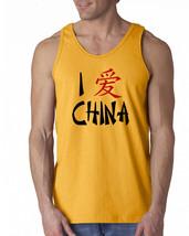 129 I love China Tank Top asia japan far east panda cool asian vintage r... - €11,49 EUR+