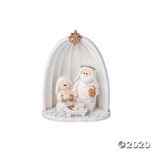Nativity Tabletop Décor - $21.23