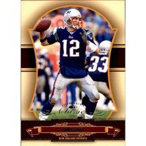 NFL 2007 Donruss Classics #58 Tom Brady NEW ENGLAND PATRIOTS  - $2.89