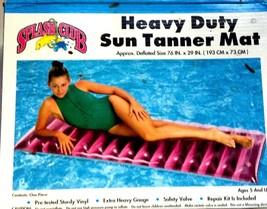 "Splash Club Heavy Duty Sun Tanner Mat 76"" x 29"" - €21,21 EUR"
