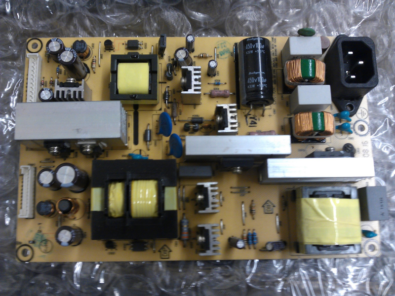 ADPC24200BB1 ( 715T2804-1 ) Power Supply Board From Insignia NS-L37Q-10A LCD TV