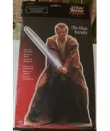 Star Wars Die Cut Standee Obi Wan Kenobi from Star Wars Epis - $9.00